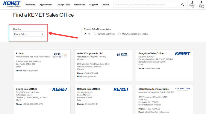 Find a Sales Office - Image 4